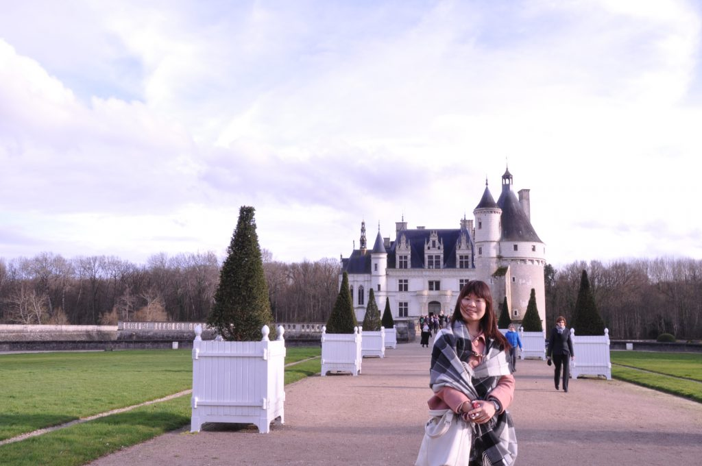 フランス一人旅